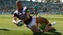 Matai ruled out for the season