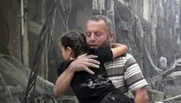 Syria facing 'lethal escalation' as violence builds again, UN human rights chief says