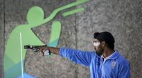 Gurpreet Singh leads Armymen's sweep in 25m Rapid Fire Pistol