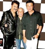 Kumar Sanu, Anu Malik at Mahesh Bhatt's show 'Naamkaran'