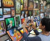 Art Mart at Nageshwara Rao Park