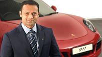 Pavan Shetty appointed as director, Porsche India