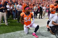 Broncos' Brandon Marshall shares disturbing piece of racist hate mail he received - Warning: Explicit language included in Instagram posts.