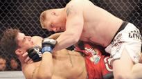 UFC's Most Brutal Beatdowns From Brock Lesnar beating the hell out of Frank Mir to the knockout that made Anderson Silva.