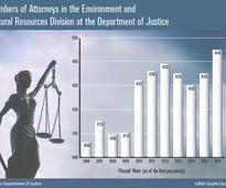 DOJ: New Environmental Attorneys to Gain Experience Fast