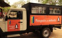 Attention, bookworms: Penguin India introduces a book truck!