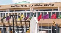 DCI says no to RIMS Dental College