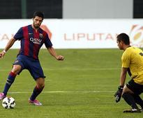 Luis Suarez will make Barca debut in El Clasico, confirms Luis Enrique