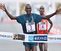 Top Kenyan athletes eye Tokyo marathon title