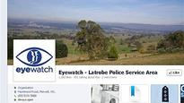 Latrobe Valley Eyewatch page nabs suspect