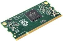 Raspberry Pi Compute Module 3 brings quad-core 64bit to embedded