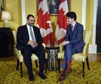 Justin Trudeau says India Inc to invest $1bn, create 5,000 new jobs