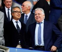 Everton shareholder has ambitious plans for club