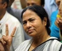Mamata thanks 'Maa, Maati, Manush', says won't ever support BJP