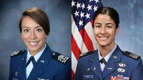 Air Force Academy cadets feel honor, responsibility being Latina role models