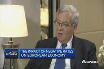 Monetary policy won't fix Europe's problems: UBS' Axel Weber