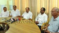 Mangaluru: BJP dreaming to destroy Congress, Yeddy is corrupt- Moily