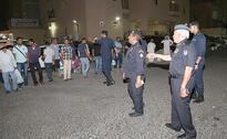 Scores arrested in Nugra crackdown