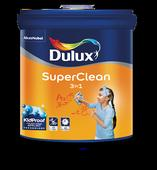 Dulux invites India to take the Dulux SuperClean KidProof Challenge