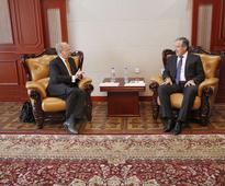 Foreign Minister bids farewell to the outgoing Ambassador of the Kingdom of the Netherlands in Tajikistan