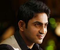 I don't feel typecast as the good guy: Rahul Madhav