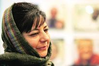Mehbooba breaks down at launch of book on Mufti Sayeed