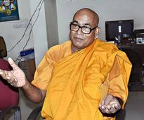 Monk on a mission to save river
