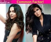 Apart from Ranbir Kapoor, Deepika Padukone and Katrina Kaif have another SUPERSTAR in COMMON!