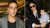 'Akshay Kumar, Taimur Ali Khan is a threat to you' says Kareena Kapoor Khan