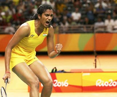 Rio Games: Tracking Sindhu's march to India's Olympic history