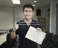 PhD student awarded for thesis on lasers