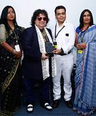 NEZ Global Icon Award for Bappi Lahiri