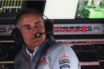 McLaren's Martin Whitmarsh happy to duck the Formula One limelight