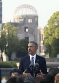 [Movie] Obama visits Hiroshima / U.S. president pays respects to A-bomb victims