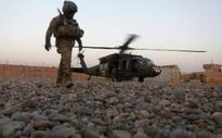 US friendly fire kills 12 Afghan police officers