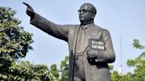 Madhya Pradesh: Miscreants attempt to desecrate Ambedkar's statue, one held