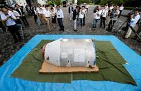 Japan probes N Korean rocket nose cone amid missile concerns