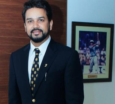 Anurag Thakur becomes 1st BJP MP to join Territorial Army