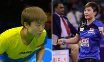 Feng Tianwei beats world #1 -- after being dropped by the Singapore Table Tennis Association