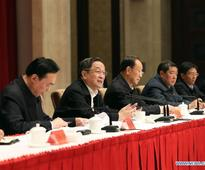 Chinese top political advisor makes inspection tour in Xinjiang