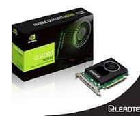 Leadtek Unveils NVIDIA Quadro M2000