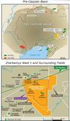 Kazakhstan: Condor commences commercial production at the Taskuduk oil field
