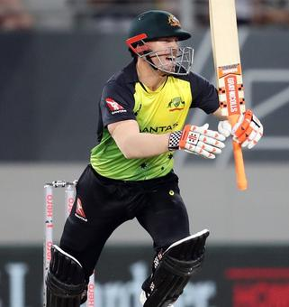 Australia pull off record run chase in T20I history!