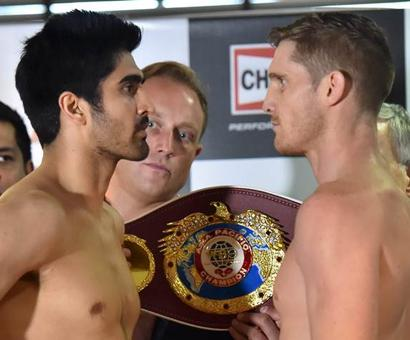 Vijender 'prepared to fight 10 rounds' against Hope