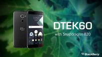 BlackBerry DTEK60 Could Be Released On Oct 25