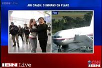 Passengers on board Malaysian flight identified, five Indians named