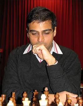 Anand held by Svidler at Norway Chess