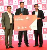 Vodafone SuperNet 4G launched in Rajasthan