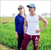 Check out Saif Ali Khan and wife Kareena Kapoor holiday in Pataudi