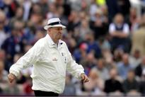 Former Test umpire Hair guilty of stealing from employer